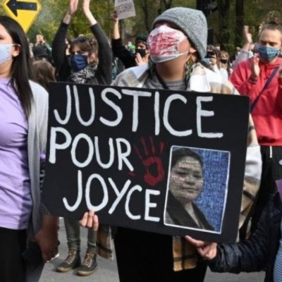 Discriminación a mujer indígena en hospital de Canadá causa indignación y protestas