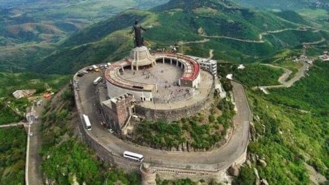 Reabren Santuario de Cristo Rey en Guanajuato
