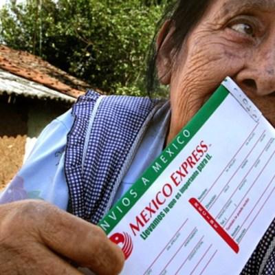 Remesas hacia México crecen en agosto