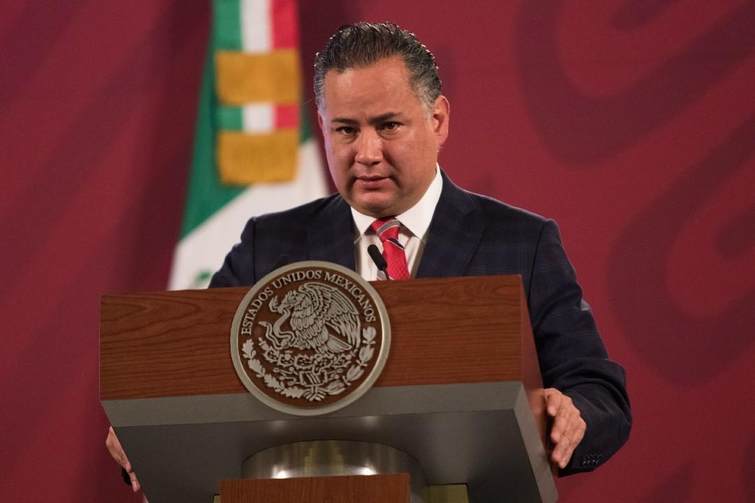 Sólo se podrá investigar a Calderón y Peña: Santiago Nieto