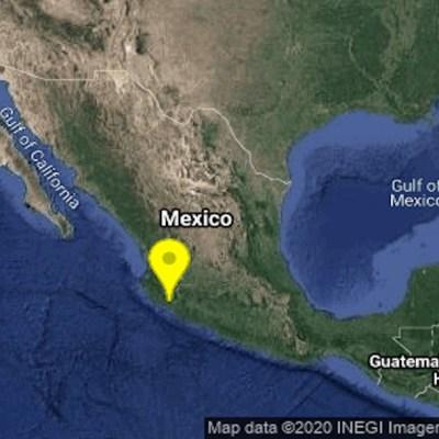 Sismo de magnitud 4.3 sorprende a habitantes en Colima