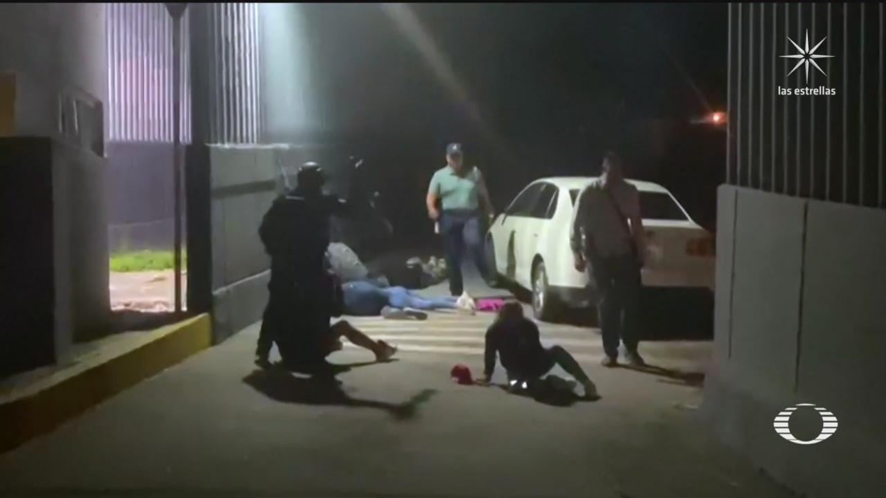 suman 147 personas detenidas por la toma de casetas en morelos
