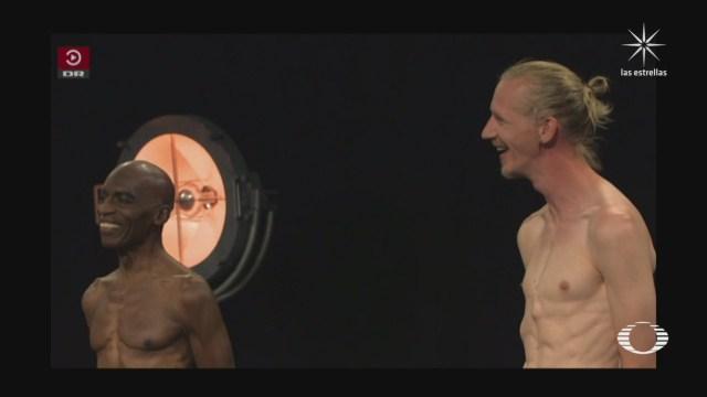 'Tira la ropa', programa infantil danés de personas desnudas