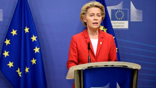 UE anuncia acciones legales contra Gran Bretaña por planes de romper acuerdo para Brexit