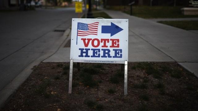 Una razón fundamental del voto anticipado es la pandemia de coronavirus