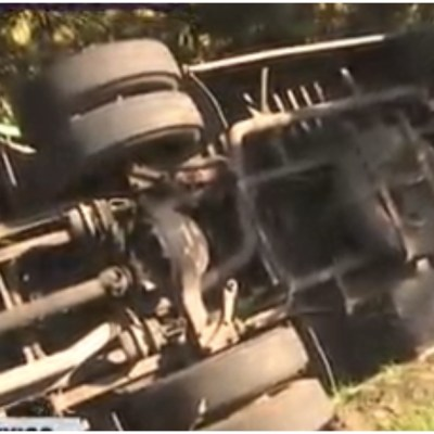 Accidente Autobús
