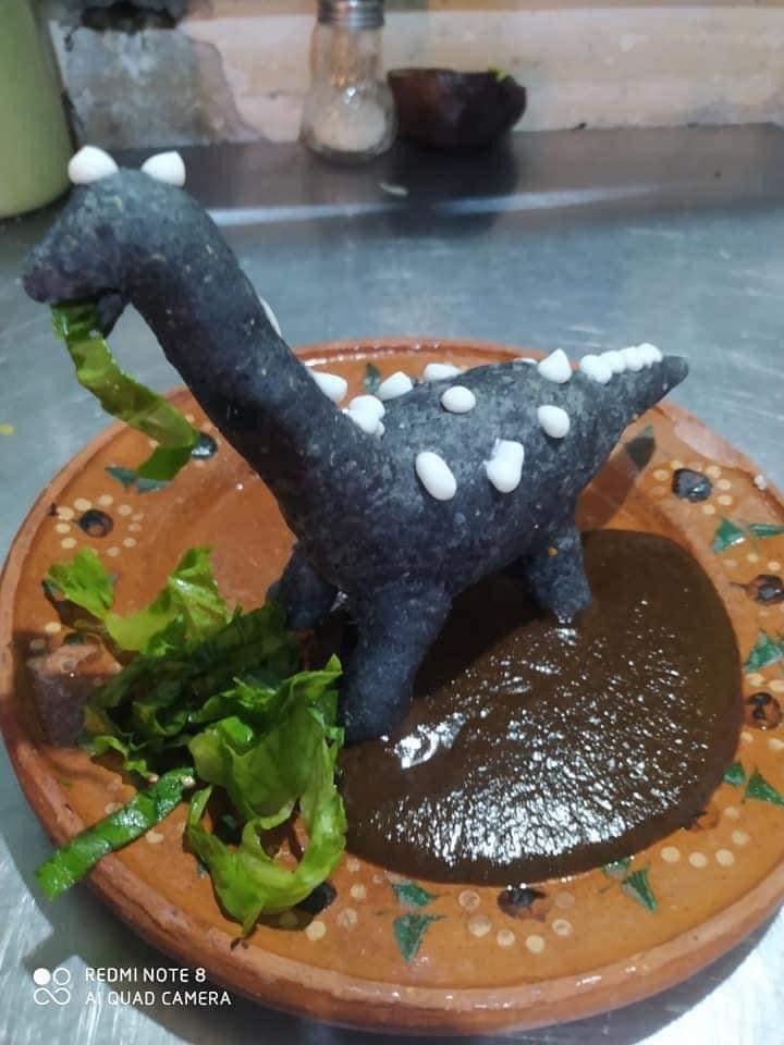 Dinoquesadillas