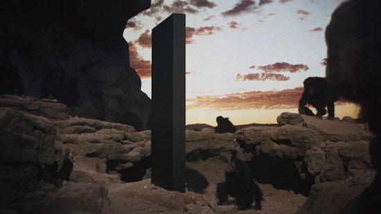 Escena 2001 Odisea Espacio Foto