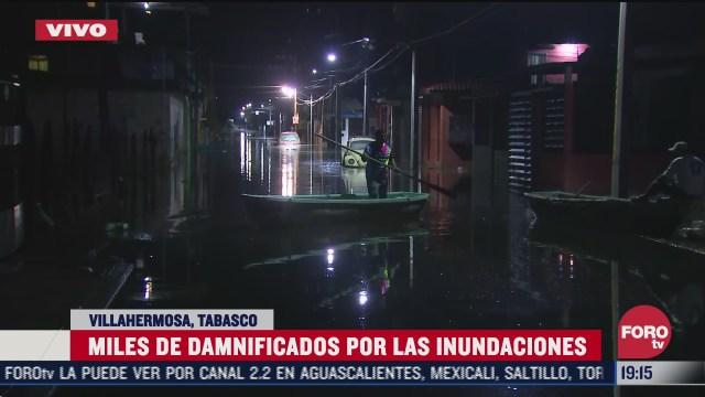 autoridades de tabasco en alerta por cercania de nuevo huracan