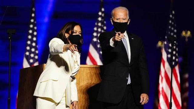 China felicita a Biden y Harris por su victoria electoral en EEUU