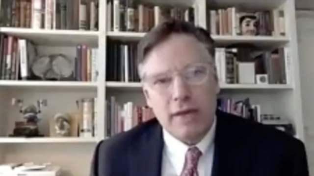 """Christopher Landau hace un llamado a México para unirse a """"Red limpia"""""""
