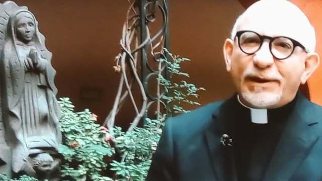 Con video de la Virgen de Guadalupe arzobispado pide a mexicanos quedarse en casa