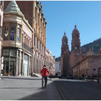 COVID Zacatecas