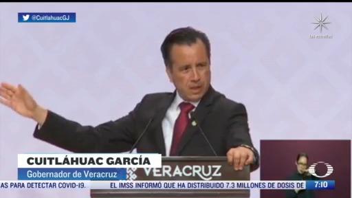 cuitlahuac garcia habla del tren aereo toluca cdmx