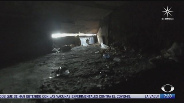 despierta presenta un recorrido por los tuneles construidos por narcos mexicanos hacia eeuu