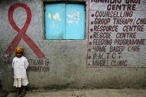 El de diciembre se estableció como el Día Mundial de la lucha contra el SIDA, como una reflexión para prevenir el contagio
