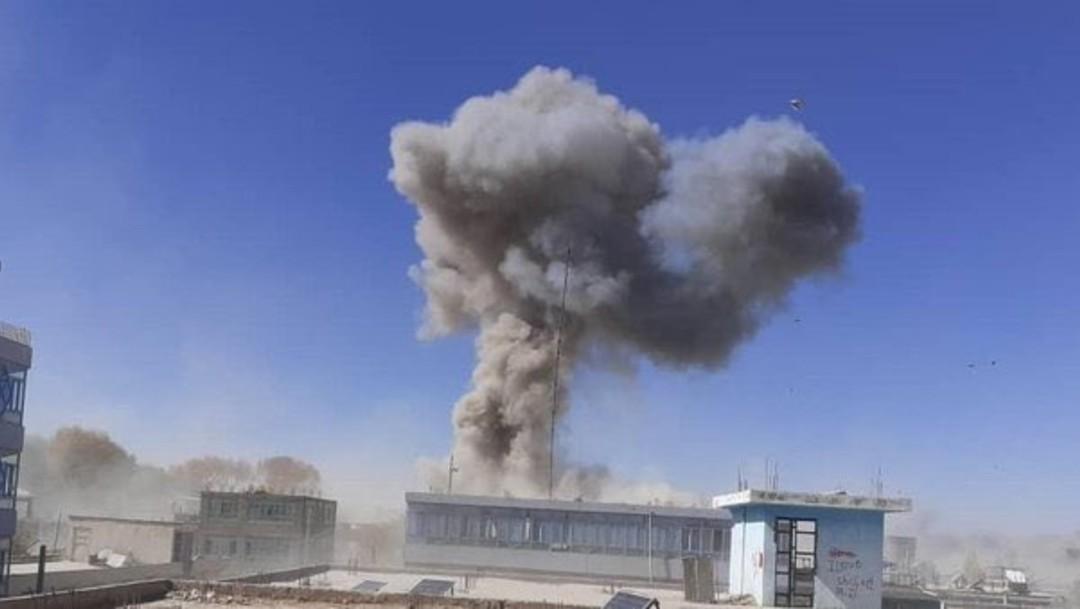 Diez muertos en Afganistán por atentado talibán con camión bomba