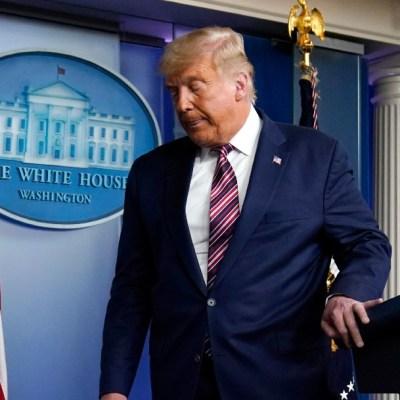 'Estas elecciones no han terminado', dice campaña de Trump