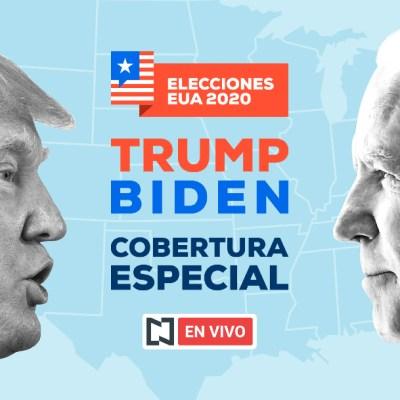 En vivo: Elecciones en Estados Unidos 2020