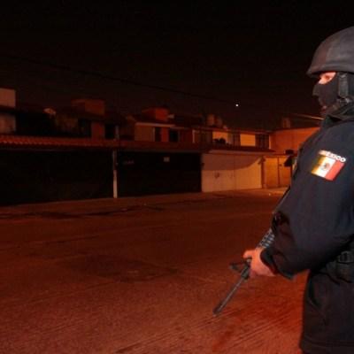 Encuentran a probables víctimas de explotación sexual durante cateos en Puebla