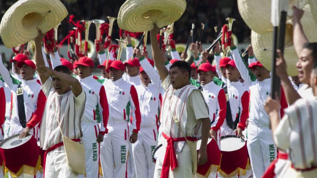 Alistan escenificación y desfile militar para conmemorar Revolución Mexicana