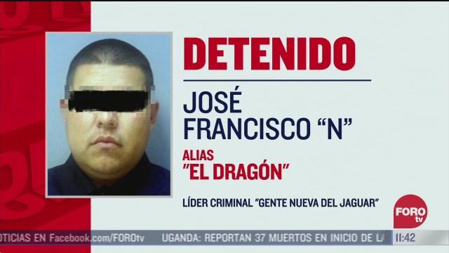 fiscalia de chihuahua detiene a el dragon