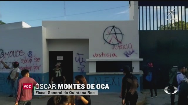 fiscalia de quintana roo reporta mas detenciones por feminicidio de alexis