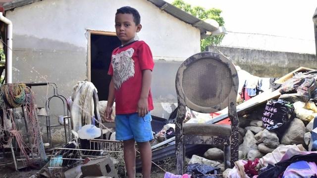 Honduras vive su peor crisis, por COVID-19 y Eta, asegura su presidente