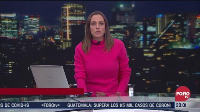 las noticias con ana francisca vega programa del 16 noviembre de