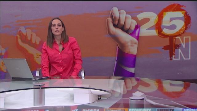 las noticias con ana francisca vega programa del 25 de noviembre de