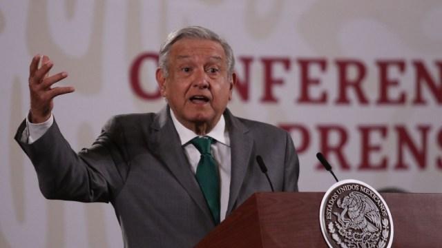 López Obrador, conferencia matutina