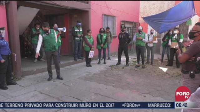 los jovenes unen al barrio programa de cdmx que paga tres mil pesos mensuales