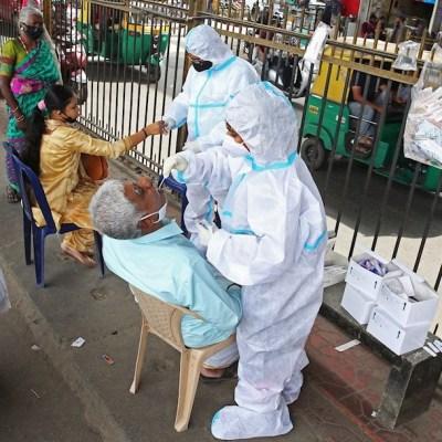 Mundo alcanza los 58.6 millones de contagios por COVID-19
