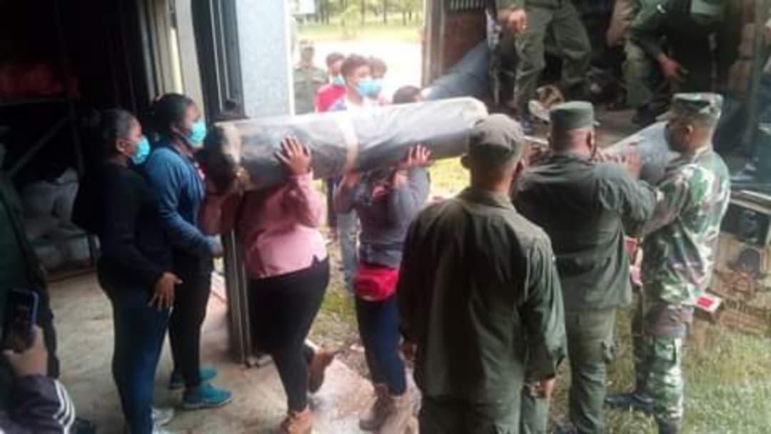 Nicaragua desaloja 1650 personas por tormenta tropical Eta