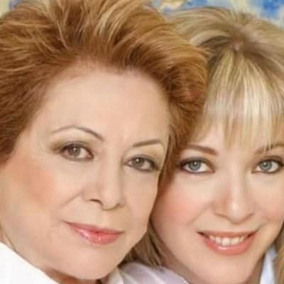 Ofelia Fuentes, madre de Edith González, falleció este sábado 28 de noviembre