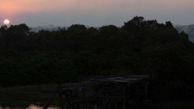 Fotografía de una zona del Pantanal, en Brasil. (Foto: Getty Images/archivo)
