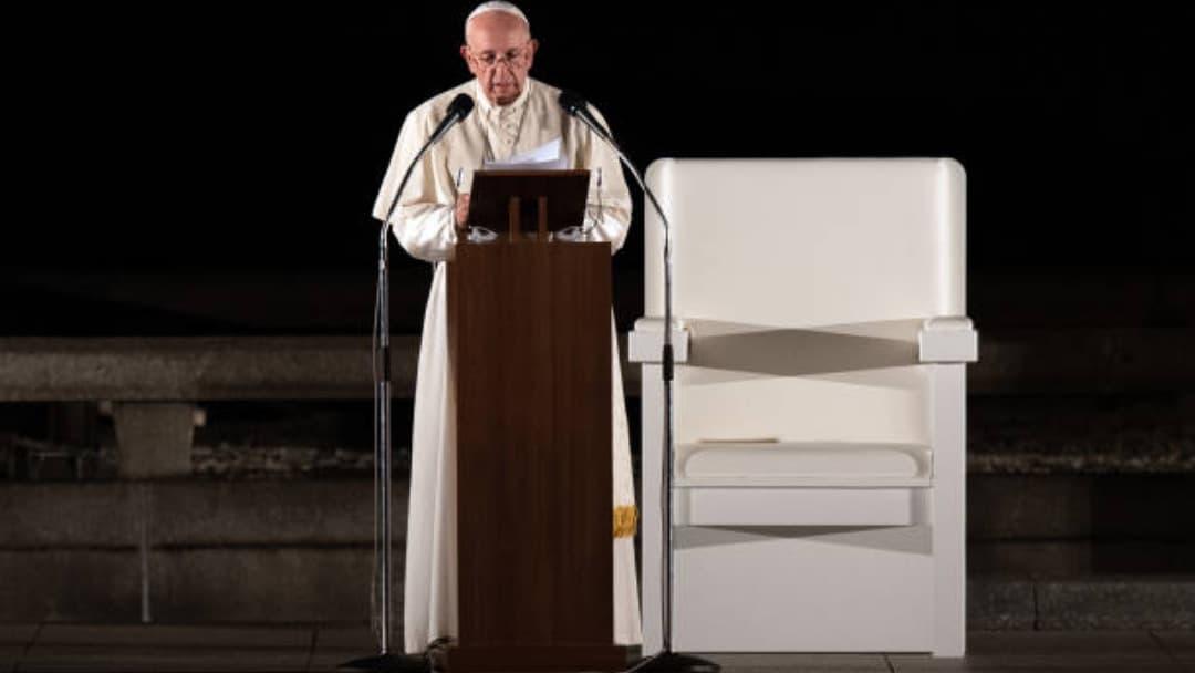 Papa Francisco reitera necesidad de paz en Nagorno Karabaj