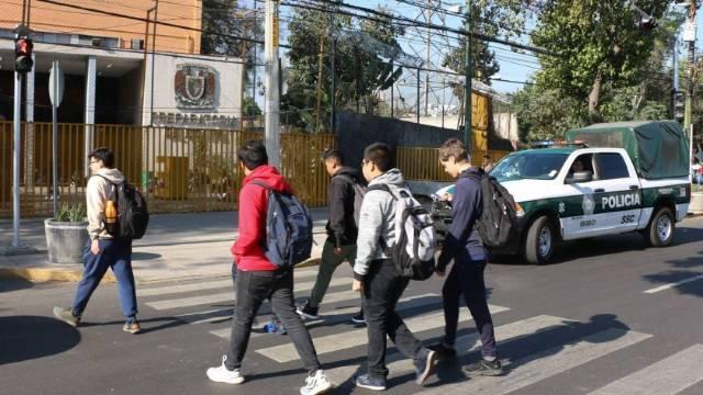 La Prepa 5 expulsó a dos estudiantes relacionados con la broma a Jorge Barrera, quien estuvo 10 días desaparecido