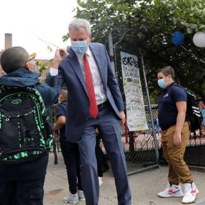 Nueva York reabrirá las escuelas primarias a partir del próximo 7 de diciembre