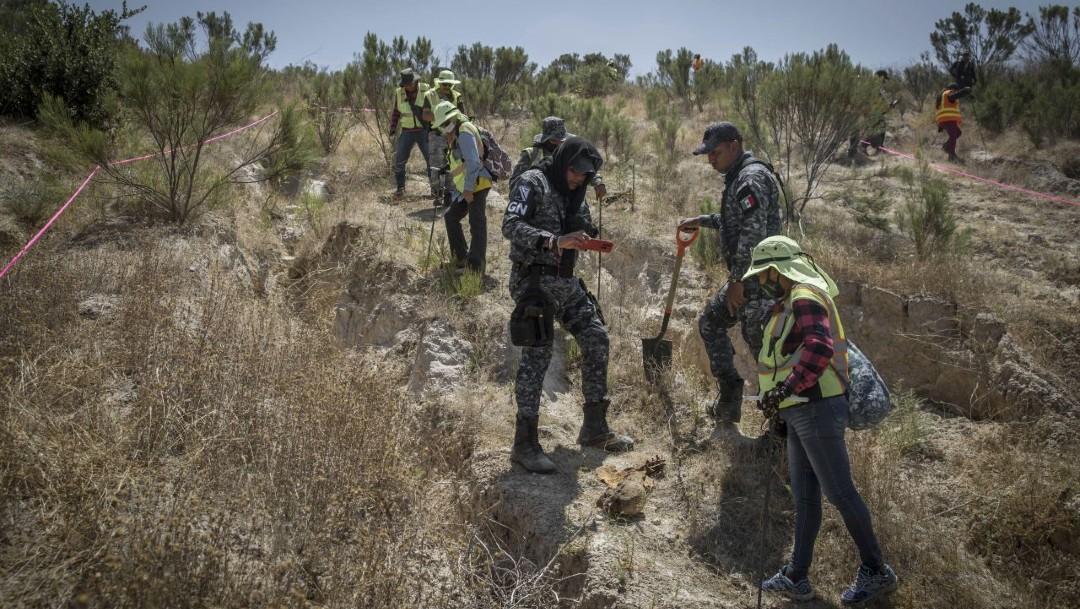 Restos humanos calcinados son hallados en Madera, Chihuahua