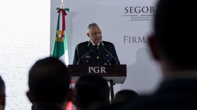 Salvador Cienfuegos podría regresar este miércoles a México, según su abogado