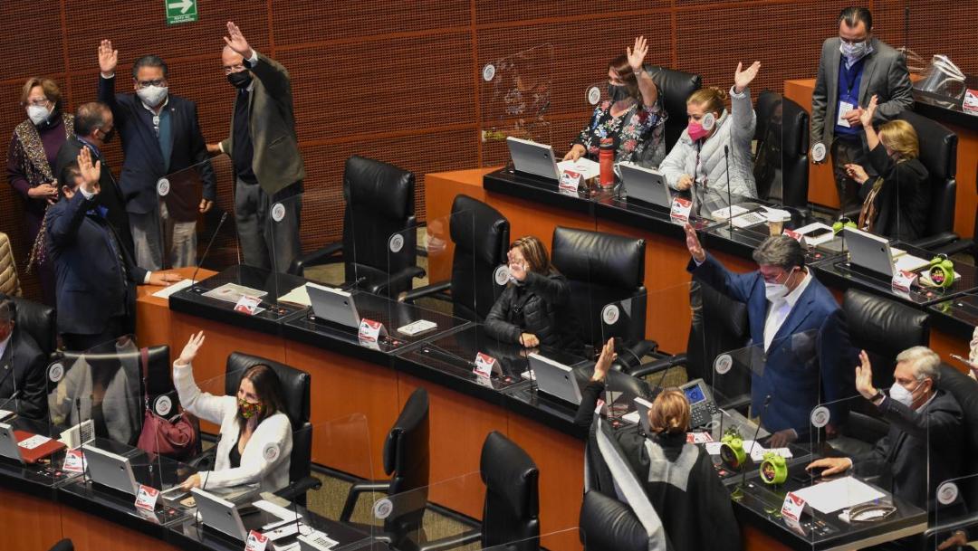 Senado aprueba eliminar el fuero presidencial