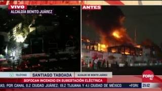 sin lesionados tras incendio en universidad confirma alcalde de benito juarez