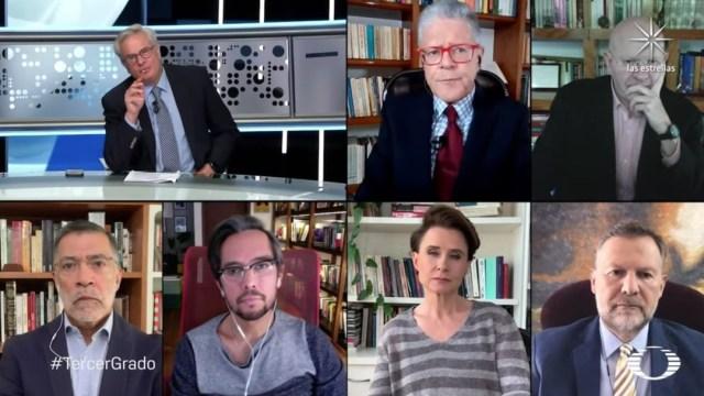 Video: Resultado en las elecciones de EEUU y la diplomacia mexicana, en Tercer Grado
