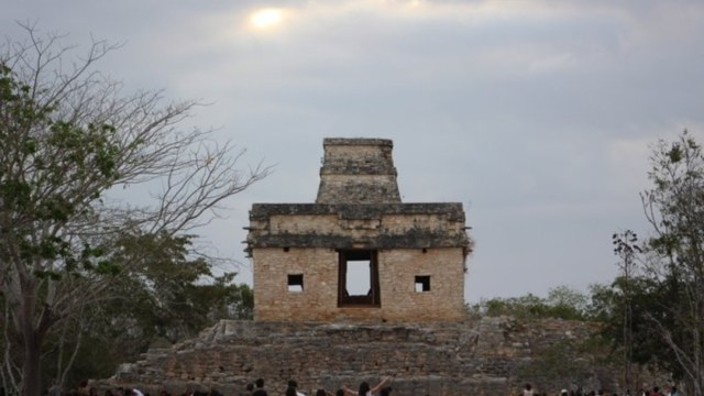Zonas arqueológicas de Yucatán sufren daños por inundaciones