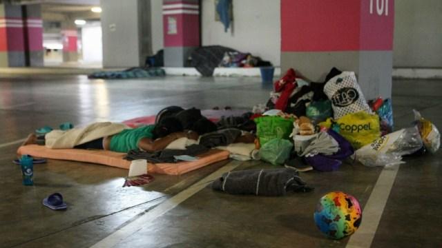 Albergues del Ejército, refugio para quienes perdieron todo por inundaciones en Tabasco