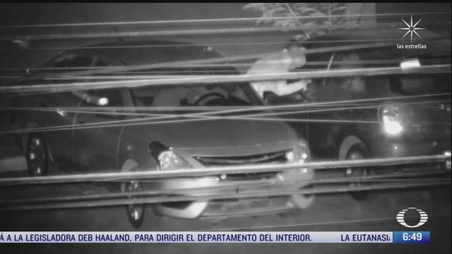 captan modus operandi de banda roba coches en monterrey