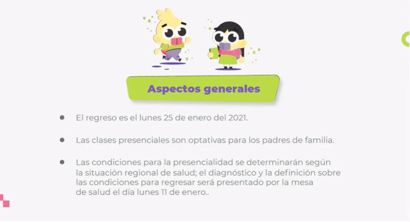 Jalisco regresará a clases presenciales el 25 de enero de 2021, anuncia Enrique Alfaro
