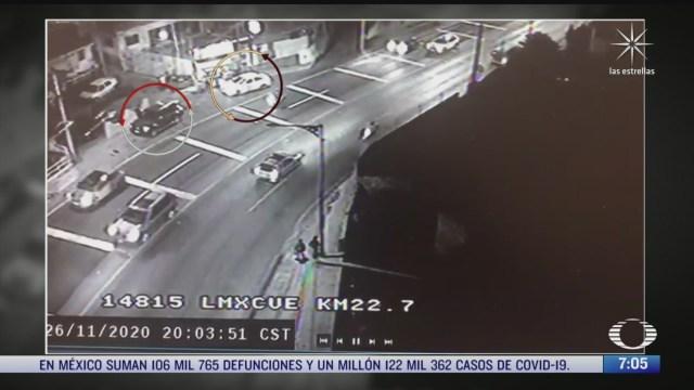 despierta presenta imagenes exclusivas de la ultima ruta de los empresarios asesinados en cdmx
