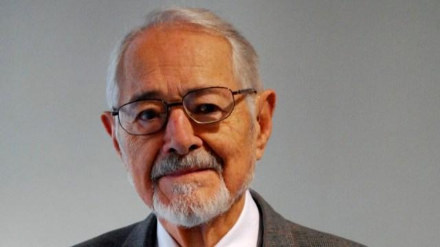 El científico mexicano Ruy Pérez Tamayo